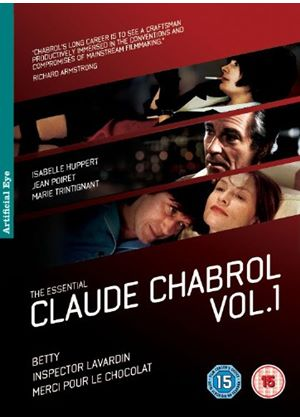 The Essential Claude Chabrol Vol. 1 (3 disc box set) [DVD]