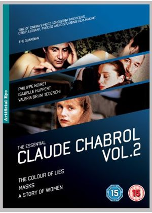 The Essential Claude Chabrol Vol. 2 (3 disc box set) [DVD]
