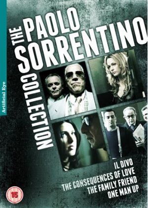 Paolo Sorrentino Collection (Il Divo / The Consequences of Love / The Family Friend / One Man Up)