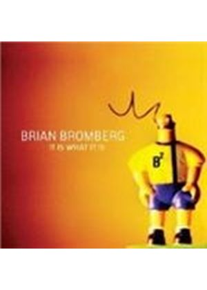 Brian Bromberg - It Is What It Is (Music CD)