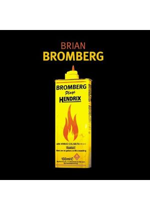 Brian Bromberg - Bromberg Plays Hendrix (Music CD)