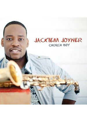Jackiem Joyner - Church Boy (Music CD)