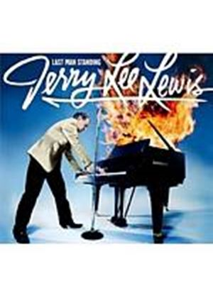 Jerry Lee Lewis And Friends - Last Man (Music CD)