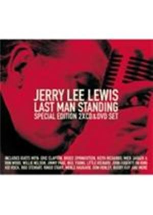 Jerry Lee Lewis - Last Man Standing (Special Edition) (Music CD)