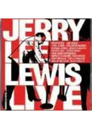 Jerry Lee Lewis - Last Man Standing Live [CD + DVD] (Music CD)