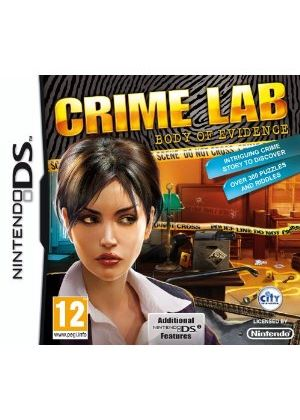 Crime Lab: Body Of Evidence (Nintendo DS)