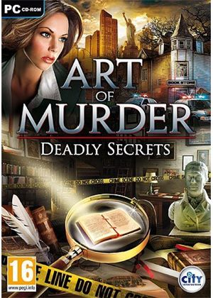 Art of Murder Deadly Secrets (PC)