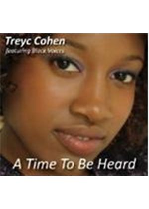 Treyc Cohen & Black Voices - Time To Be Heard, A (Music CD)