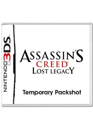 Assassin's Creed Lost Legacy 3D (Nintendo 3DS)