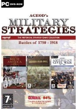 Ageod Military Strategies Collection - Battles of 1750-1918 (PC)