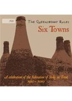 Queensberry Rules (The) - Six Towns (Music CD)