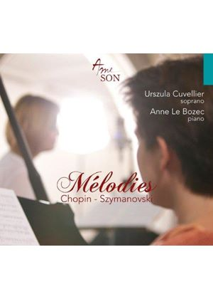 Mélodies: Chopin, Szymanovski (Music CD)