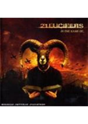 21 Lucifers - In The Name Of... (Music CD)