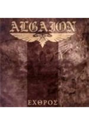 Algaion - Exthros (Music CD)