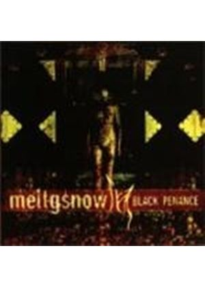 Meltgsnow - Black Penance (Music CD)