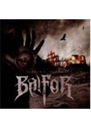 Balfor - Barbaric Blood (Music CD)