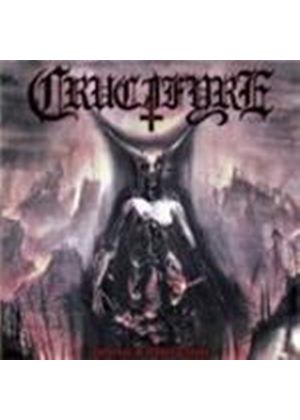 Crucifyre - Infernal Earthly Divine (Music CD)