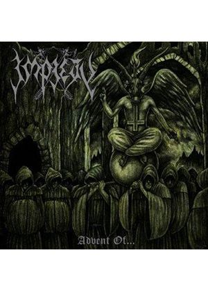 Impiety - Advent of the Nuclear Baphomet (Music CD)