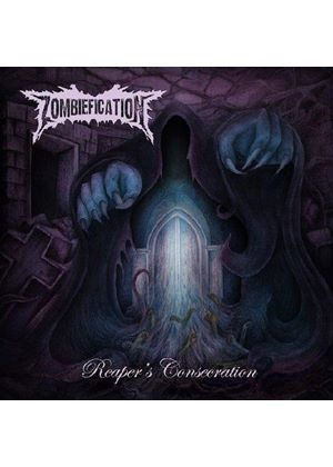Zombiefication - Reapers Consecration (Music CD)