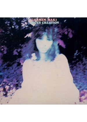 Carmen Maki - Blues Creation (Music CD)