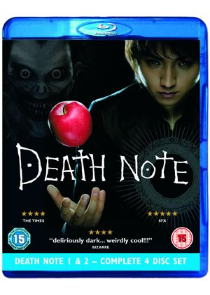 Death Note / Death Note 2 - The Last Name (Blu-Ray & DVD)