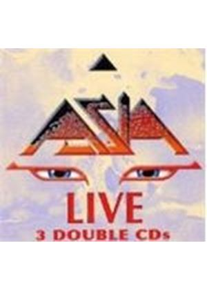 Asia - Live (Music CD)