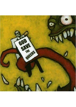 Various Artists - God Save The Queers (Music CD)