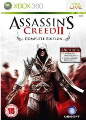 Assassin's Creed II: Complete Edition (Xbox 360)