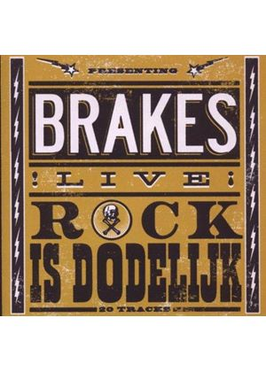 Brakes (The) - Rock Is Dodelijk (Music CD)