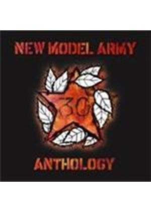 New Model Army - Anthology (Music CD)