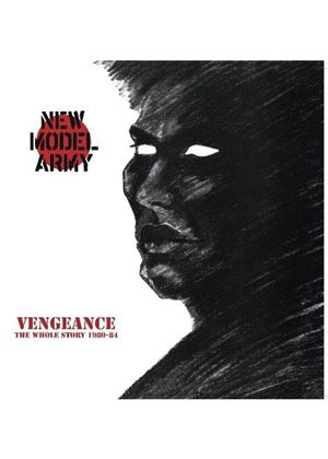 New Model Army - Vengeance The Whole Story 1980-84 (Music CD)