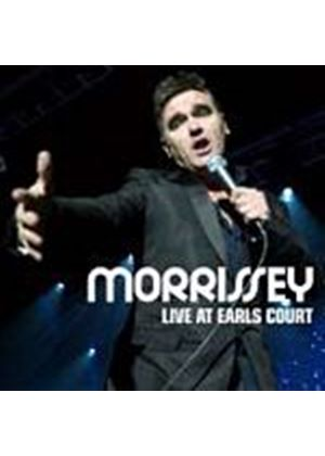 Morrissey - Live at Earls Court (Music CD)