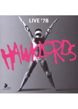 Hawklords - Live '78 (Music CD)