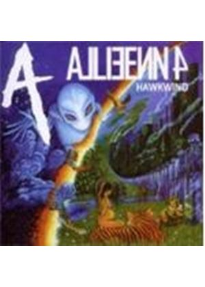 Hawkwind - Alien 4 (Music CD)