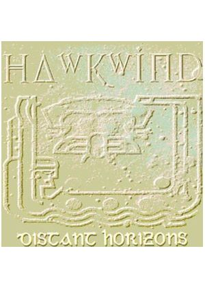 Hawkind - Distant Horizons (Music CD)