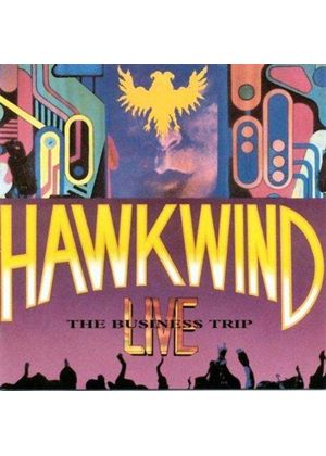Hawkwind - Business Trip (Live Recording) (Music CD)