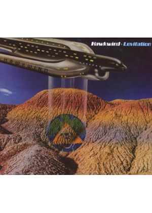Hawkwind - Levitation (Music CD)