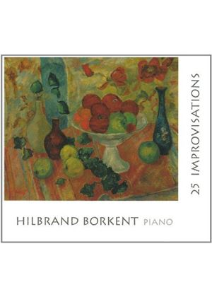 BORKENT - 25 IMPROVISATIONS