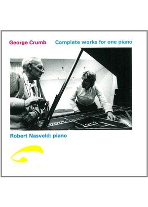 Crumb - COMPLETE WORKS FOR PIANO