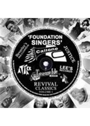 Various Artists - Foundation Singers (Revival Classics Vol.1) (Music CD)