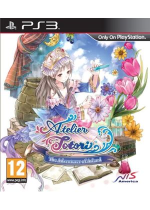 Atelier Totori - The Adventurer of Arland 2 (PS3)