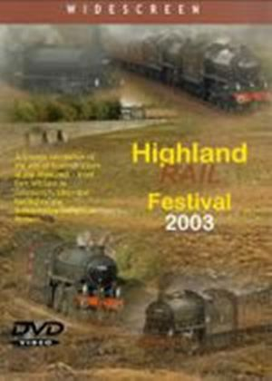 Highland Rail Festival 2003 (Wide Screen)