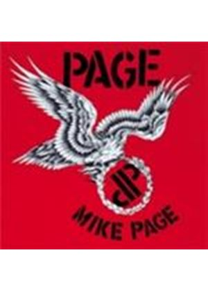 Mike Page - Mike Page (Music CD)