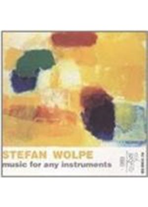 Stefan Wolpe - Music For Any Instruments