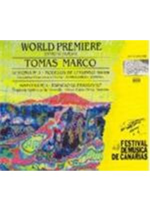 Tomas Marco - Sinfonia Nos. 5 And 4 [German Import]