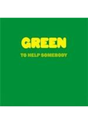 Green - To Help Somebody (Music CD)