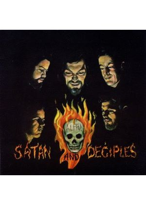 Satan and Disciples - Underground (Music CD)