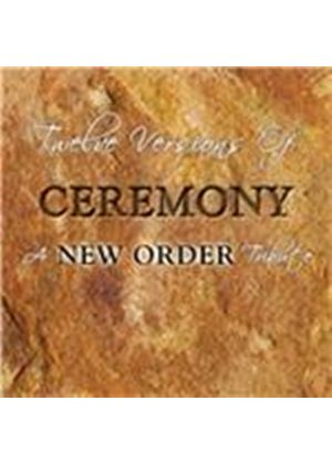 Various Artists - Twelve Versions of Ceremony (A New Order Tribute) (Music CD)