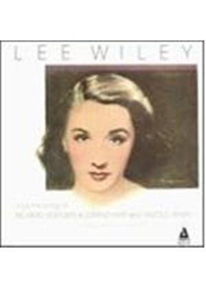 Lee Wiley - SINGS RODGERS HART & ARLEN