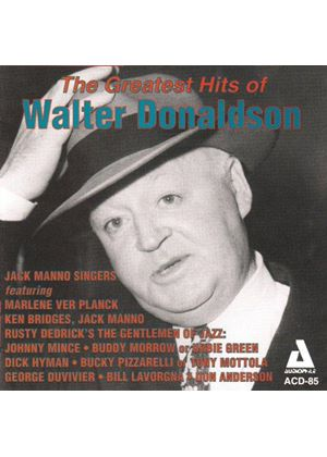 Jack Manno Singers - GREATEST SONGS HITS OF DONALDSON